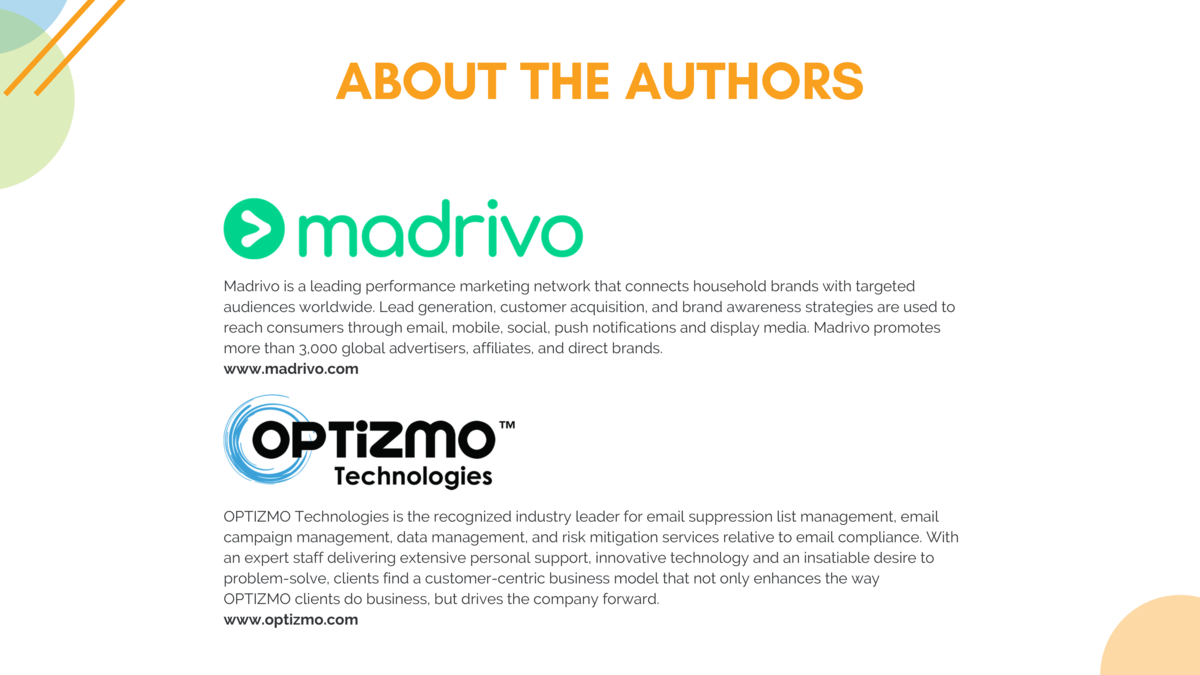Madrivo is a leading performance marketing network that connects household brands with targeted audiences worldwide. Lead ...